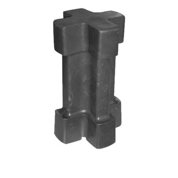 Einschlagwerkzeug für Einschlagbodenhülsen 9 x 9