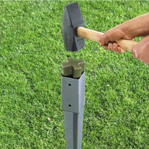Einschlagwerkzeug für Bodenhülsen