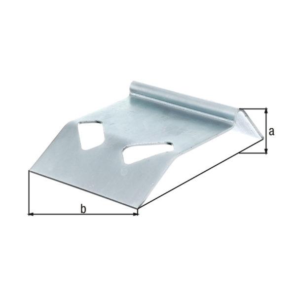 Auflaufstuetze-mit-Mauerkrallen-Abmessung
