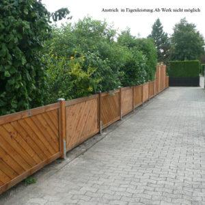 Sichtschutzelement-Leon-geschlossen-Vorgartenzaun