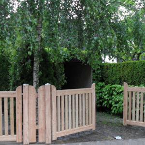 Türen und Tore aus Holz