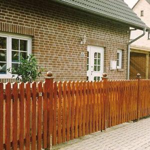 Zaun Rustik