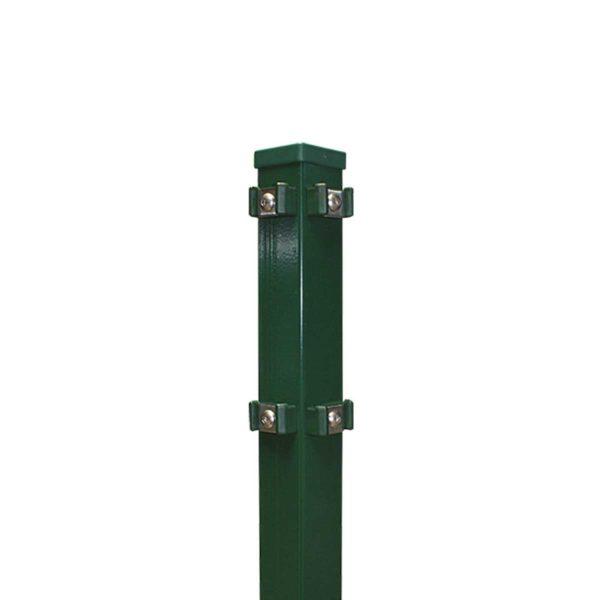Eckpfosten-60x60-mm-moosgrün