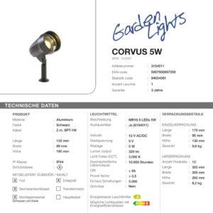 LED-Strahler-Corvus-5-Watt-Technische-Daten
