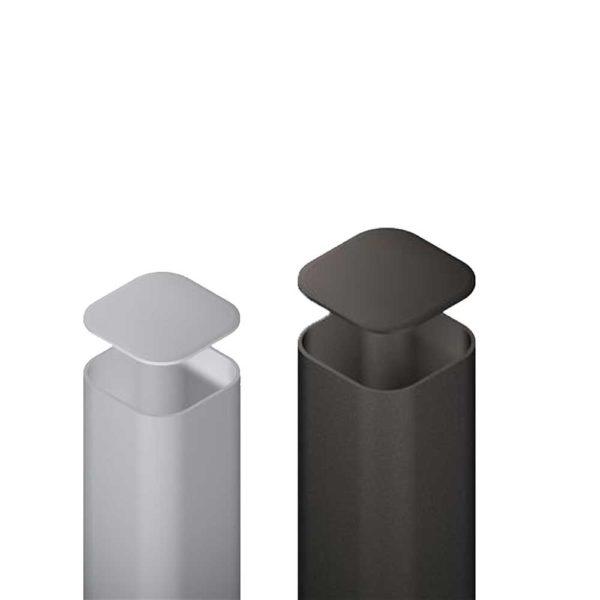 Metallpfosten-7x7