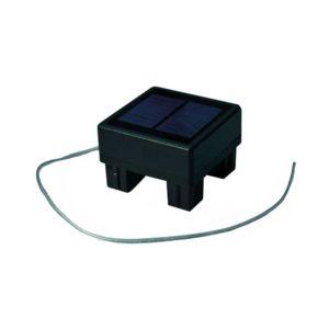 Solar-Pfostenkappe