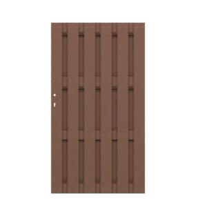 WPC-Zauntür-Finnland-180x100-cm-braun
