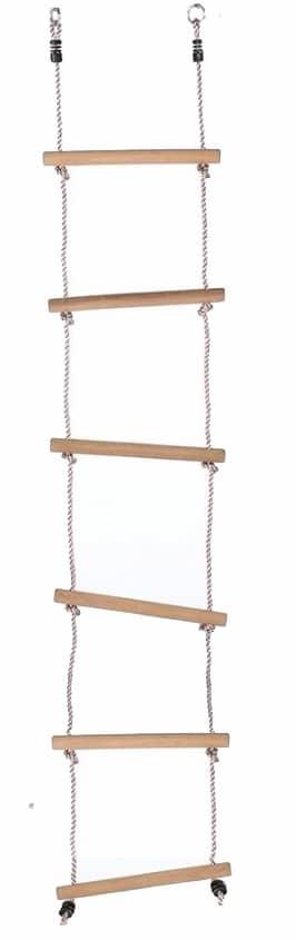 Strickleiter aus Holz