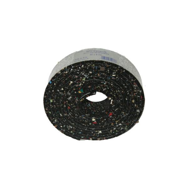Gummi-Granulatband