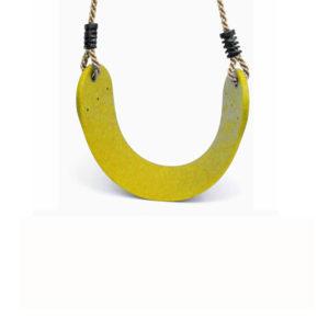 Gurtschaukel-gelb-elastisch
