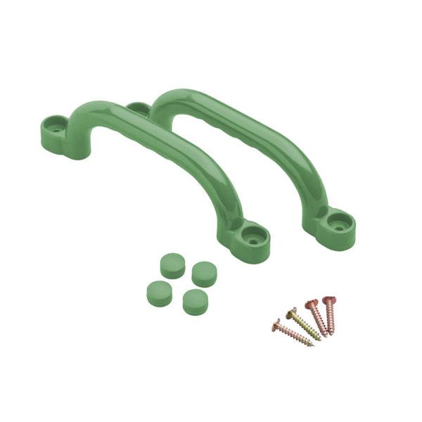 Haltegriffe-grün