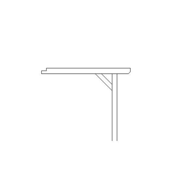 Pergola-Bausatz-Erweiterung-Skizze