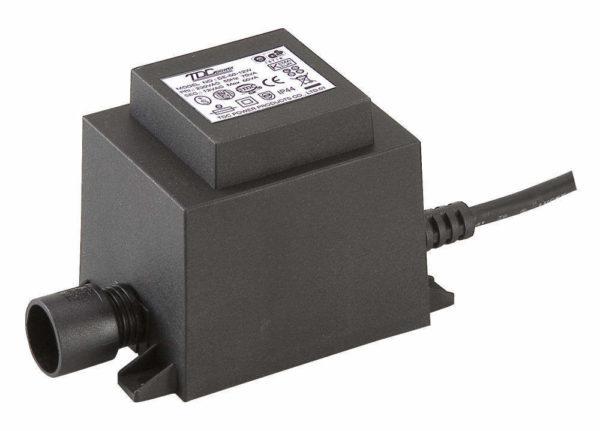 Außentransformator ECO Design 12 Volt - 60 Watt