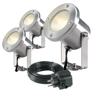 LED Strahler-Set CATALPA-Power-LED