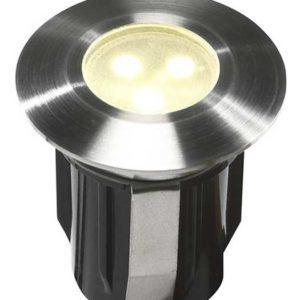 LED Bodeneinbauleuchte Alpha weiss