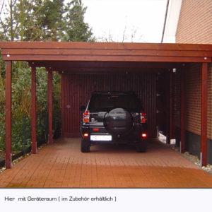 Einzelcarport Typ Hamburg