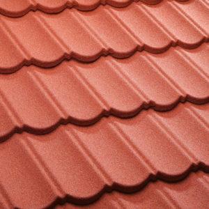 Decra-Dach-Classic-ziegelrot