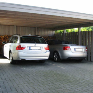 Doppelcarport-Typ-Köln