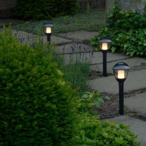 LED Standleuchte Laurus