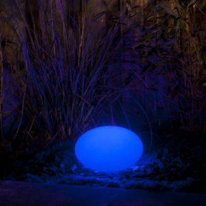 LED Dekorationsleuchten Oval