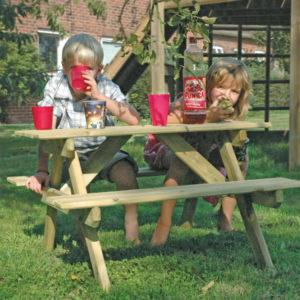 Picknicktisch-Carlson für Kinder