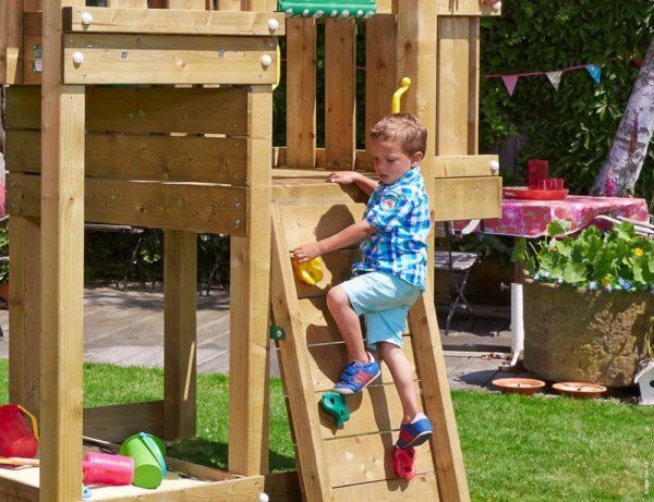 Spielturm Cubby mit Leiter