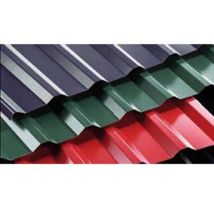 Stahltrapez Dachplatten