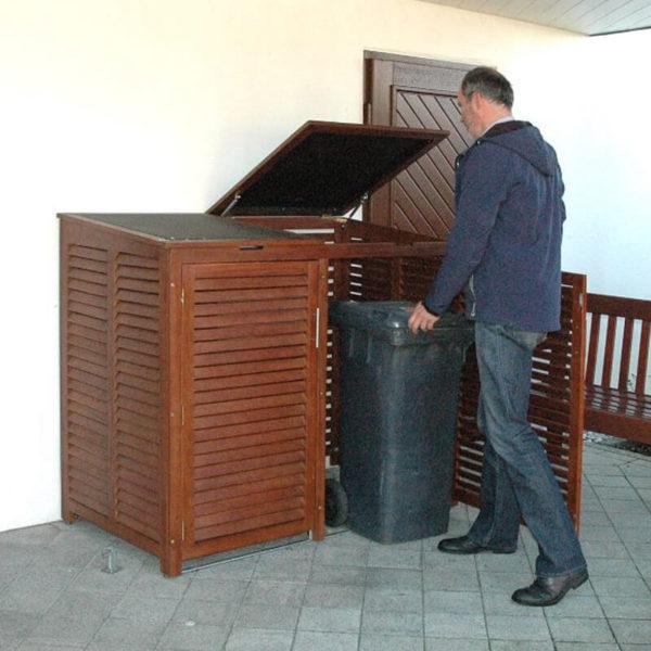 Müllbox-Newtown-Doppelbox-240-Liter-Prestige