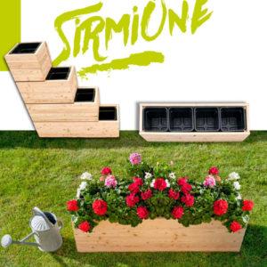 Pflanzkasten-Sirmione