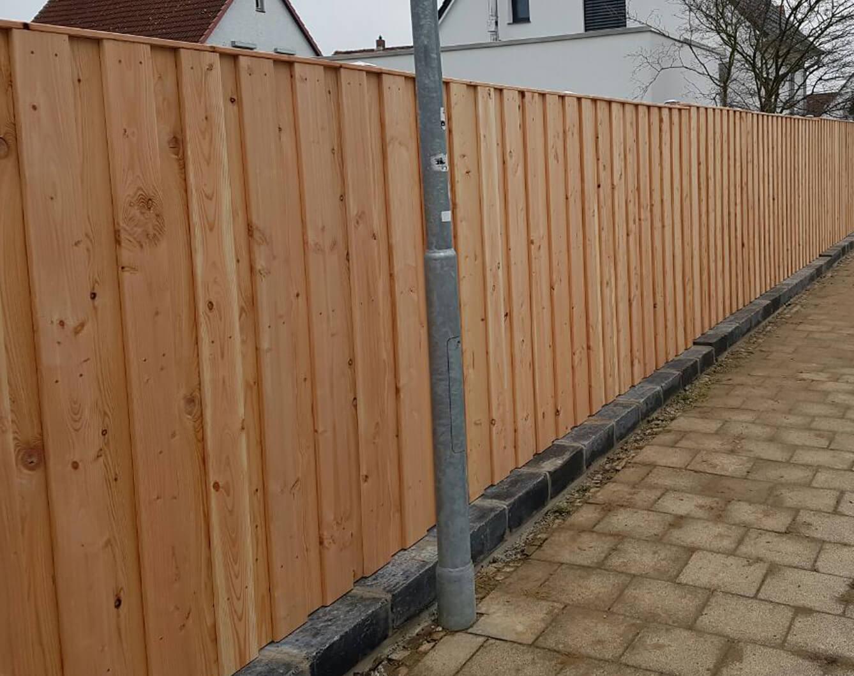 Zaunbrett Skagen 20x145 Mm Fur Boden Deckel Schalung Aus Holz