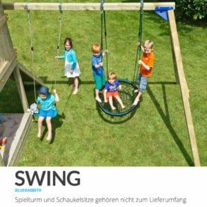 Blue Rabbit Swing Modul Anbauschaukel
