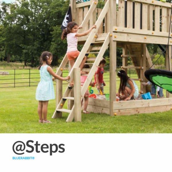 Blue Rabitt Steps Anbautreppe